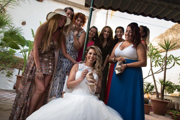 Φωτογραφία γάμου Χανιά